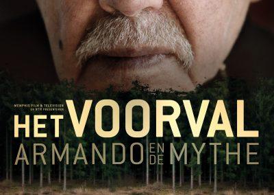 Het voorval – Armando en de mythe