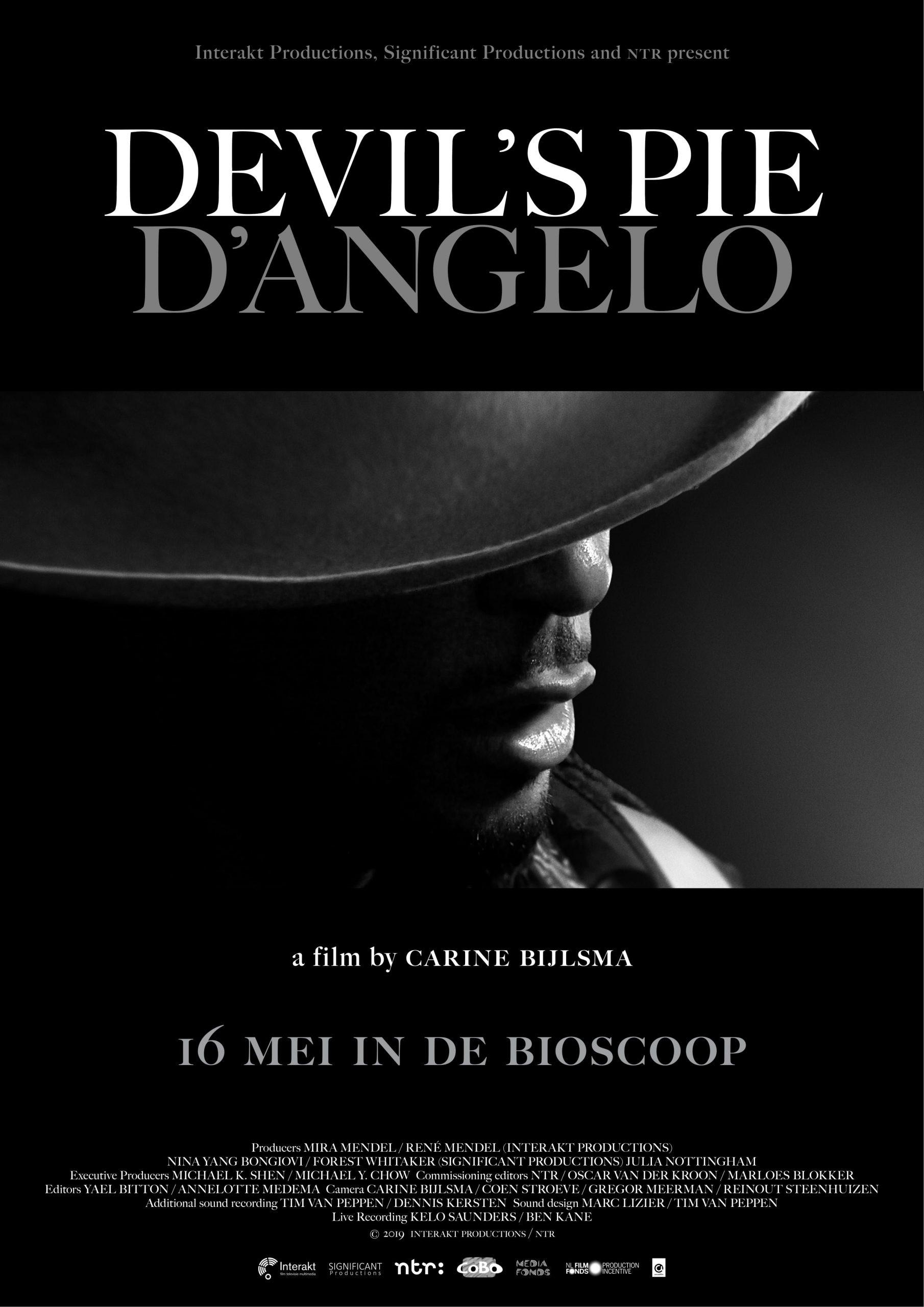 Devil's Pie - D'Angelo